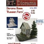 Diorama-Base: Russian Farm