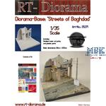 "Diorama-Base: ""Streets of Baghdad"""
