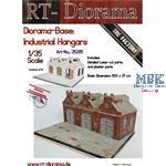 Diorama-Base: Industrial Hangars