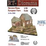 Diorama-Base: European Farm