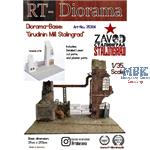 "Diorama Base: ""Grudinin Mill Stalingrad""-Ceramics"