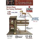"Diorama Base: Gun Factory ""Barrikaden"" - Ceramics"