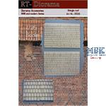 Shingle roof Set / Schindeldach Set 1/35