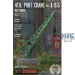 4to. Port crane