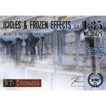 3D Resin Print: Icicles & frozen effects
