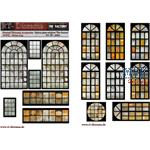 "Printed Accessories: ""The Factory"" glass windows"