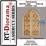 Church portal / Kirchenportal