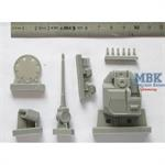 KMW's 35mm Remote Turret