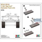 "Workable Tracks for  M1A1/M1A2 T-158 ""Big Foot"""