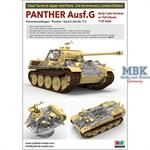 Panther Ausf. G - early or late,  full interior