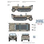 Sd.Kfz 10 Zugkraftwagen 1t (Demag D7)