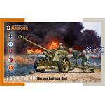"7,5 cm PaK 40 ""German Anti-tank Gun'"""