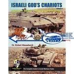 Israeli God´s Chariots Merkava Siman 1 Tanks IDF