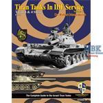 Tiran Tank IDF Service Vol 1 Tiran 4 + Tiran Shrir