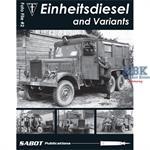 Einheitsdiese and Variants Foto File 2