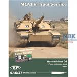 M1A1 SA Iraqi Service  Warmachines Photo Ref. Book
