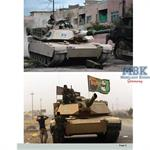 M1A1 SA Iraqi Service  Warmachines Photo Ref. Book