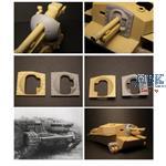 40/43M Zrínyi assault gun mantlet