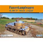 Panzerkampfwagen VK3001 (P) Porsche Leopard