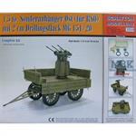 1,5t Sd.Ah.Ost mit 2cm Flakdrilling MG151/20