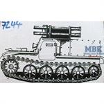 """Borgward Panzerjäger \""""Wanze\"""""""