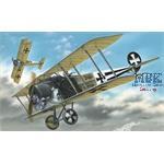 """Fokker D. II """"Black & White Tail"""""""
