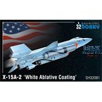 "X-15A-2  ""White Ablative Coating"""