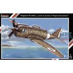"""Reggiane Re-2000 """"in service of Regia Aeronautica"""""""