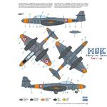 """A.W. Meteor NF Mk.14 """"The Last of Night Fighters'"""""""