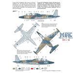 Fouga CM.170 Magister/ IAI Tzukit 'IAF'