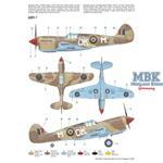 """Kittyhawk Mk. III """"P-40 K Long Fuselage"""""""