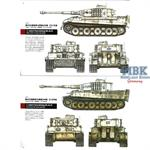 Tiger I early  Military Detail Illustration