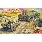 Artillery Complex MT-LB + D-30