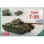Soviet Main Battle Tank T-55