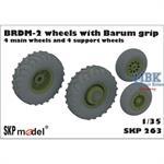 BRDM-2 with Barum grip