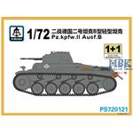 Panzer II Ausf. B   1/72