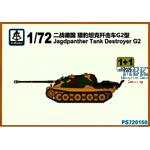 Jagdpanther G2 Tank Destroyer1/72