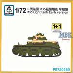 R35 light Tank early