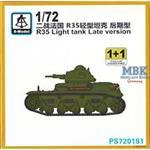 R35 light Tank late