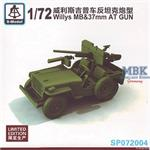 Willys MB & 37mm AT  -- Limitiert --