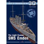 Kagero Super Drawings in 3D: Light Cruiser Emden