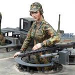 Bundeswehr Female Tank Loader