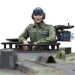 Bundeswehr Tank Gunner