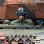 Bundeswehr Tank Driver
