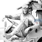 WWII U.S.ARMY Driver