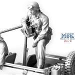 WWII U.S.ARMY Gunner