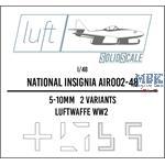 National Insignia  1/48