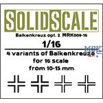 Balkenkreuz Option 2      1/16