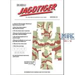 "Jagdtiger "" Y "" for Takom Kit Painting Mask"
