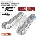 Ketten für Königstiger - Workable Tracks King Tige